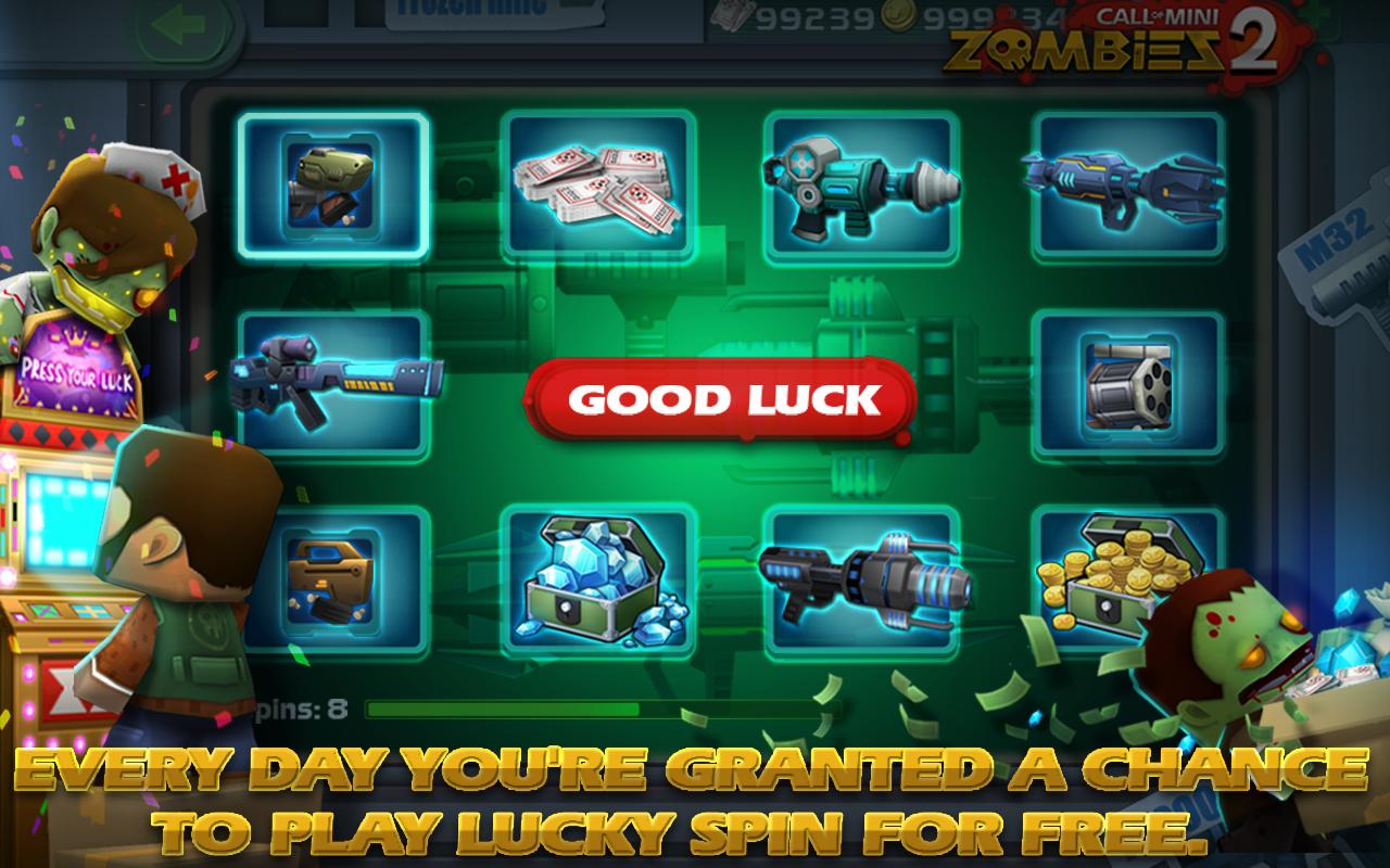 迷你英雄2(Call of Mini Zombies)V2.3.1 手机版