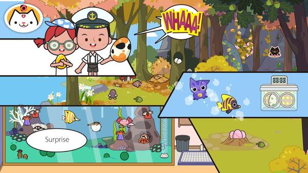 米加小镇宠物店下载-米加小镇宠物店游戏-米加小镇宠物店安卓/苹果/PC版-飞翔游戏库