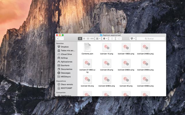 iConeerV1.2 Mac版