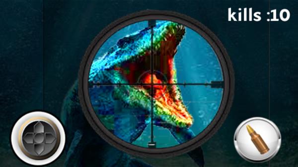 海底恐龙狩猎V1.1 安卓版