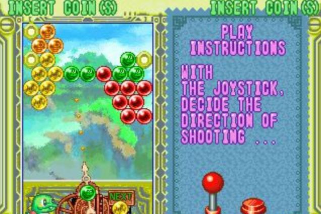 泡泡龙3是一款很非常流行的泡泡龙小游戏,这款游戏从出来后就受到很多的玩家喜爱,泡泡龙3安卓版操作是从下方中央的弹珠发射台射出彩珠,多于3个同色珠相连则会消失。