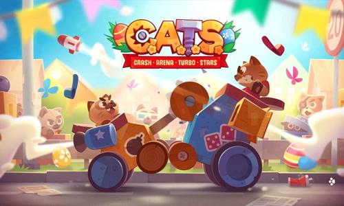 52z飞翔网小编整理了【CATS·游戏合集】,提供CATS游戏兑换码、CATS游戏安卓版/破解版/无限钻石版下载。在游戏中有众多机甲赛车可以选择,需要装备好专属的战车展开实时的对决,并通过秒速的比赛对局寻找适合自己的方式,并感受充满激情的战斗解锁更加高级的装备。