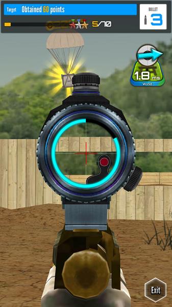 我是狙击王V1.0 苹果版