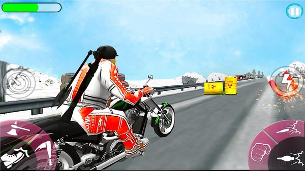 暴力赛车摩托车V1.0 安卓版