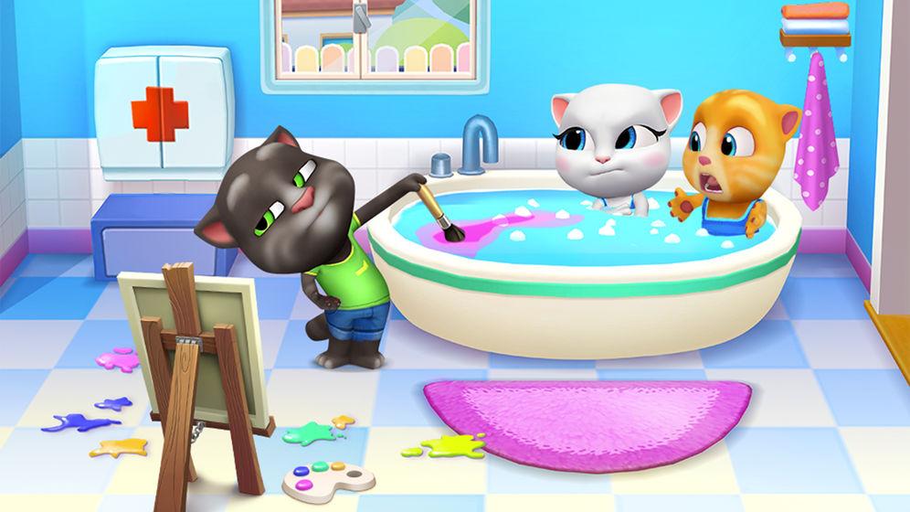 汤姆猫总动员手游-汤姆猫总动员下载-汤姆猫总动员安卓/ios/pc版-飞翔游戏库