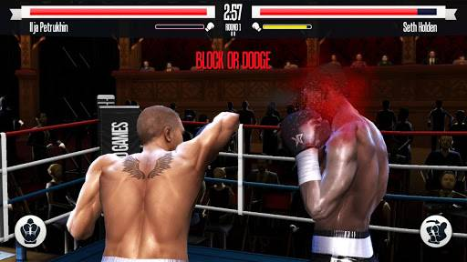 真实拳击V2.1 安卓版