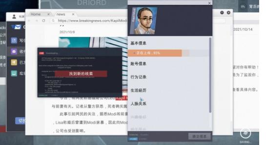 全网公敌中文版