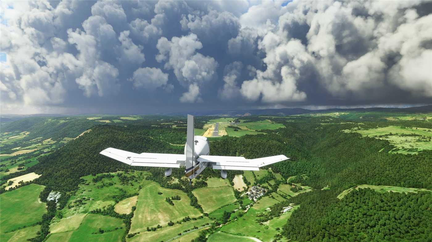 微软模拟飞行免安装版