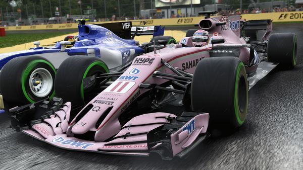 F1 2017截图4