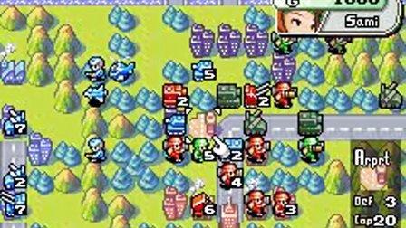 高级战争GBA版
