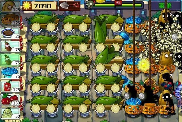 Plants vs Zombies免费版
