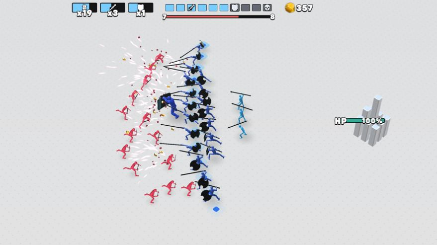 热血兵团V1.0 苹果版