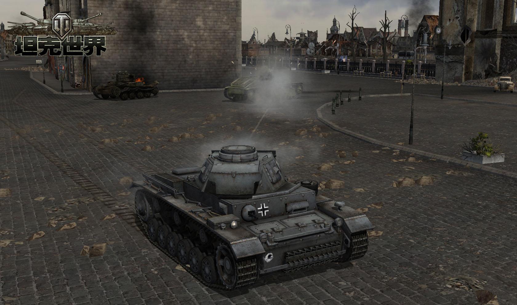 坦克世界手机版