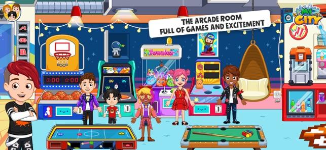 我的城市儿童俱乐部V1.0 苹果版