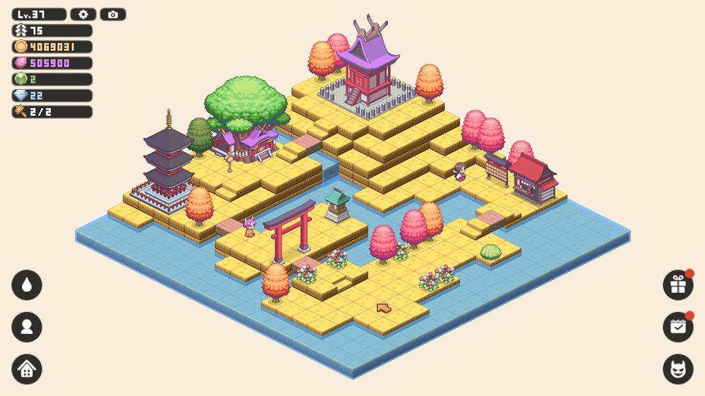 像素神庙正式版-像素神庙手游安卓/苹果/电脑版安装下载-攻略-礼包-飞翔游戏库