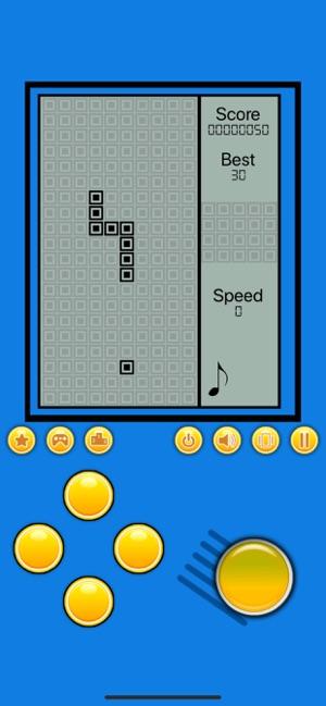 经典饿罗斯方块V3.0 苹果版