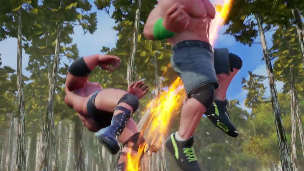 WWE 2K竞技场手机版