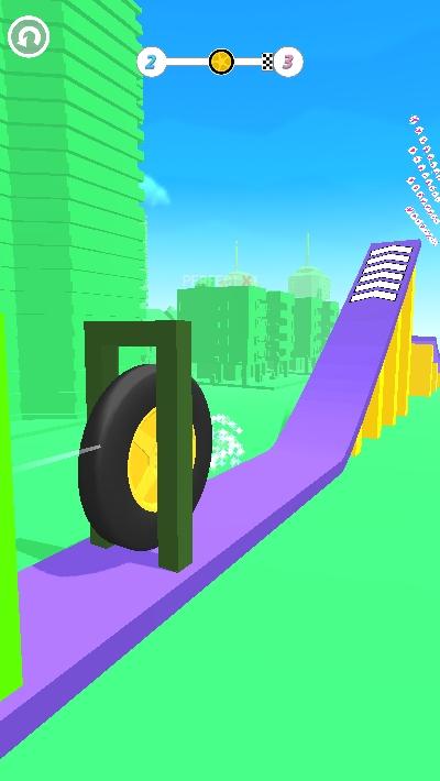 画个车胎快跑V0.1 安卓版