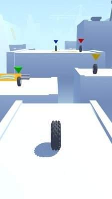 轮胎滚起来V0.2 安卓版