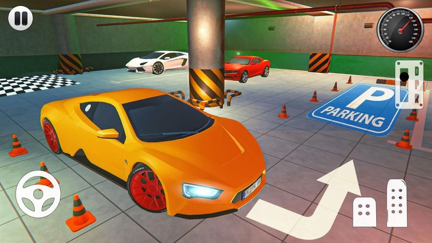 史诗般的停车场V1.0 苹果版