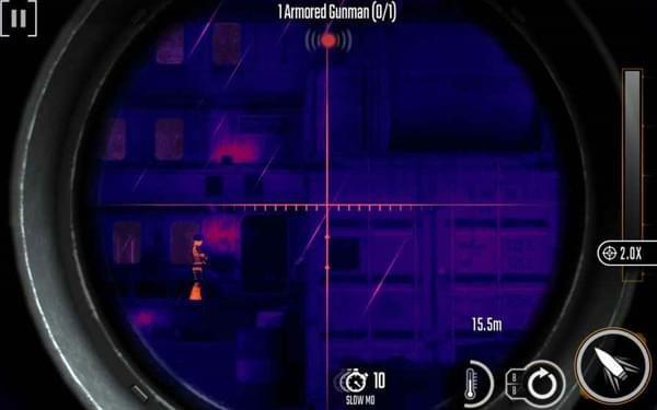 狙击手的袭击中文版