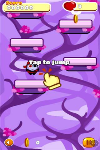 跳跃浆果人