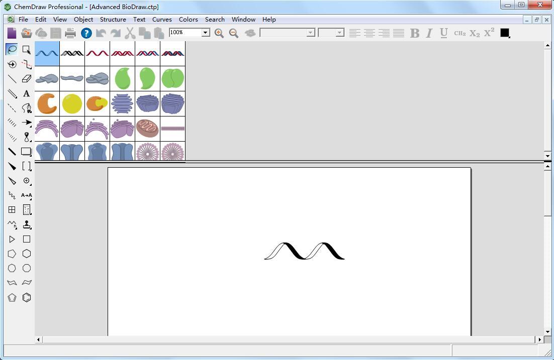 ChemDraw(化学结构式编辑软件)V16.0 汉化版