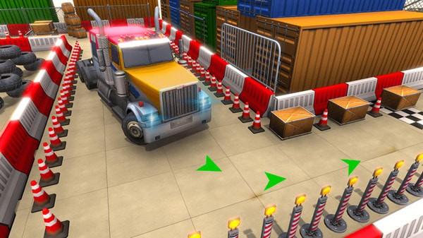 城市卡车停车模拟器V1.0 安卓版