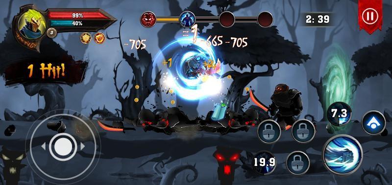 暗影之王骑士之战V1.0 安卓版