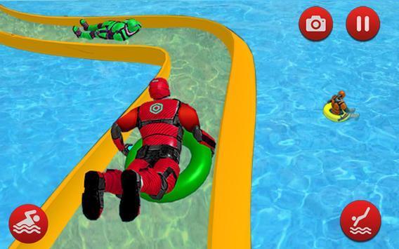 机器人水滑梯V1.13 安卓版
