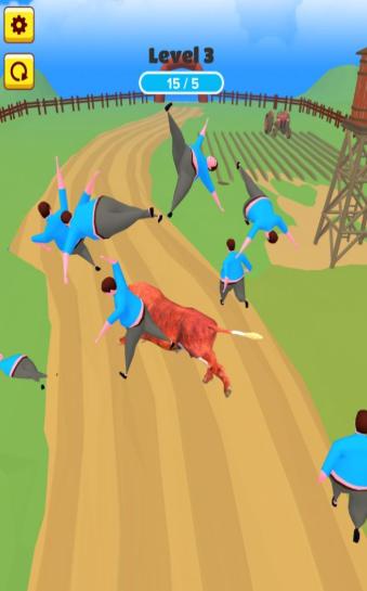 公牛撞击V1.0 安卓版