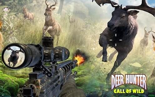 野鹿射击狩猎2020V1.4 安卓版