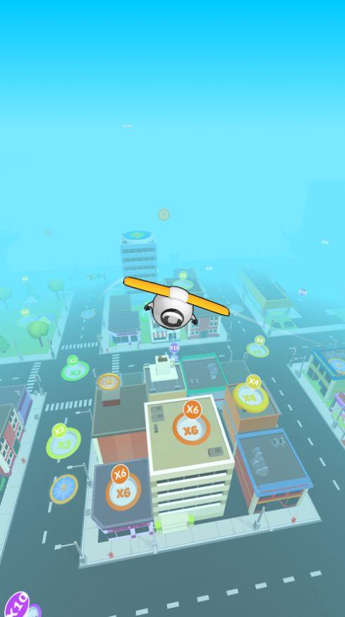 超能滑翔机3DV1.0 苹果版