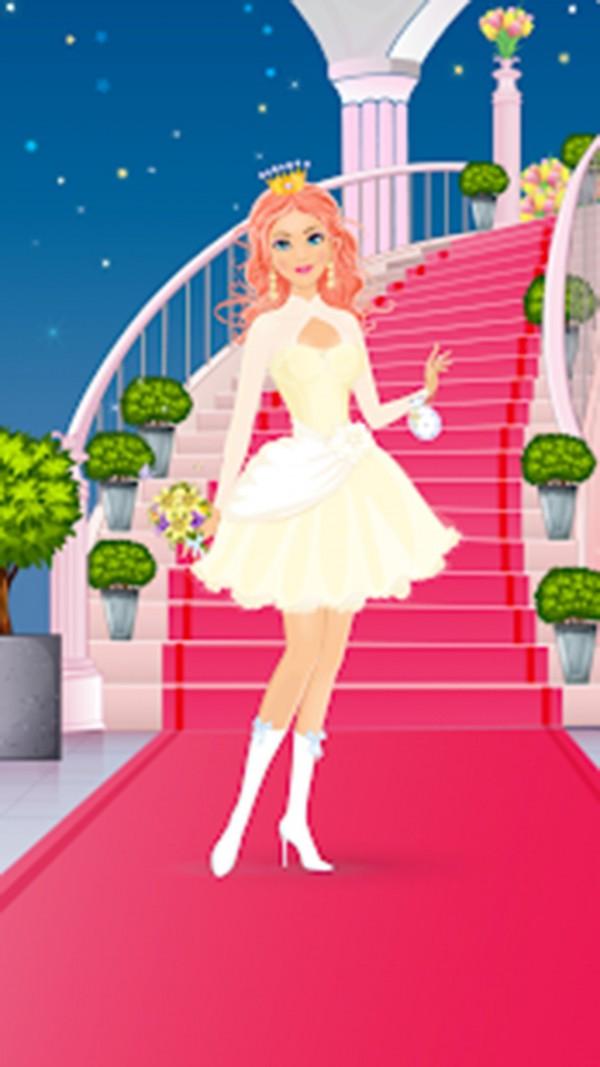 美人鱼公主世纪婚礼V1.3 安卓版