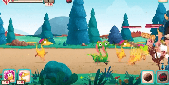 愤怒的恐龙V1.1.0 安卓版