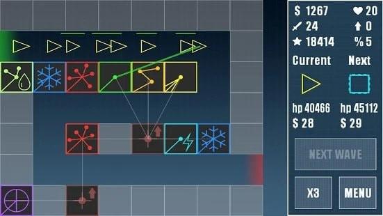 激光塔防御V1.4 安卓版