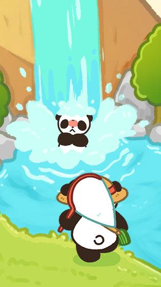 熊猫创造露营岛无限金币版