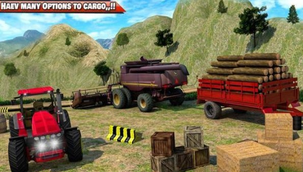 拖拉机越野货运V2.0.25 安卓版