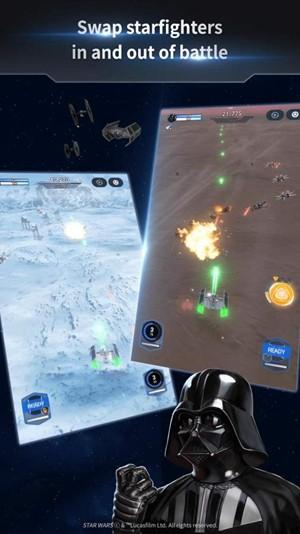 星球大战:星际战机任务V0.98 安卓版
