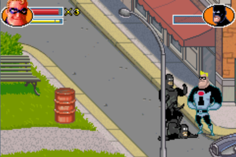 超人特工队移植版