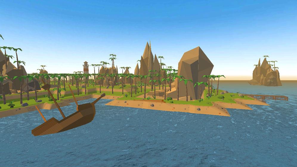 海岛生存模拟中文版
