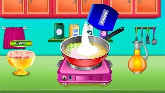 烹饪超级糖醋鸡V1.2 安卓版