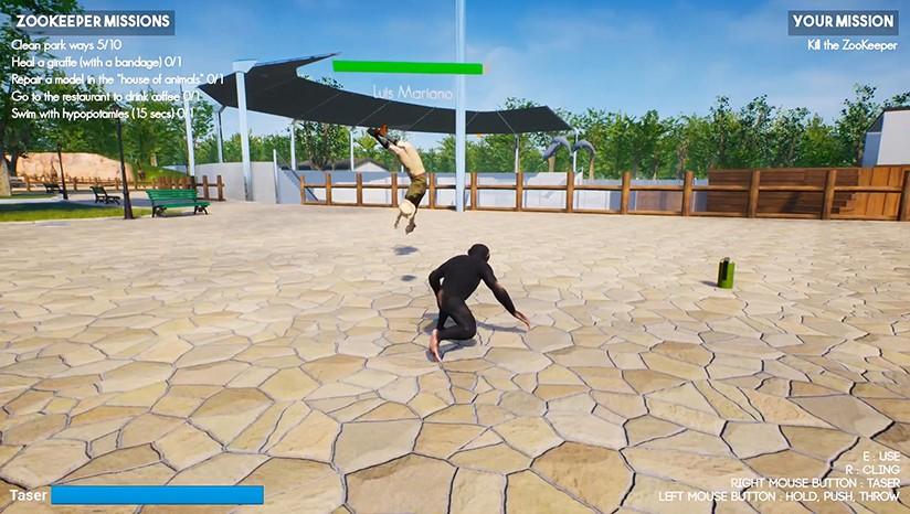 动物园管理员模拟器steam正版