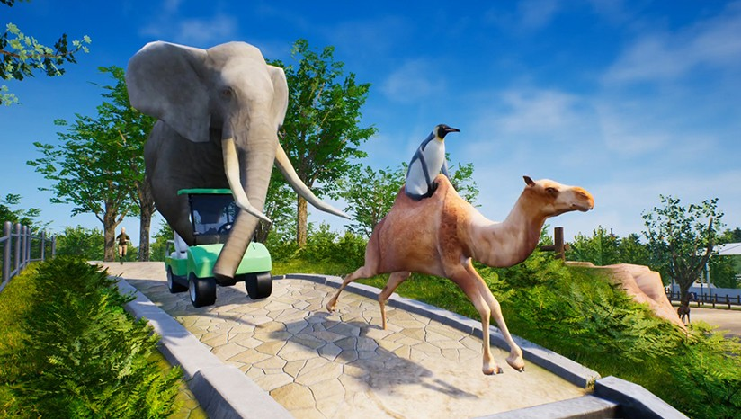 动物园管理员模拟器中文未加密版