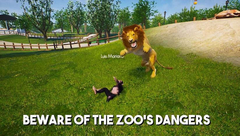 动物园管理员模拟器手机正式版