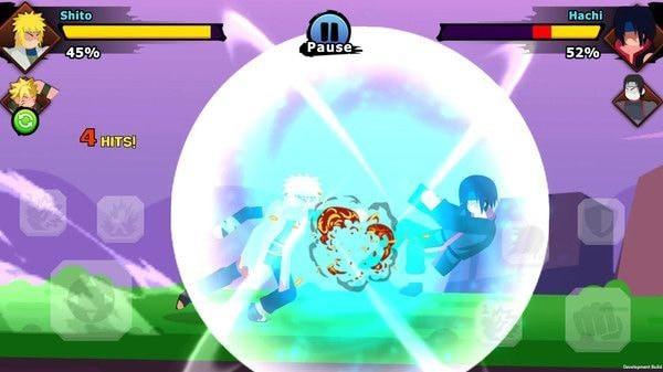 火影忍者:火柴人格斗V1.0.1 安卓版