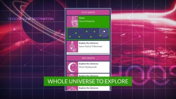 逃离宇宙穿越空间V1.0.0 安卓版