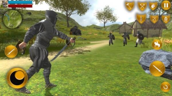 信条忍者刺客英雄V0.1 安卓版