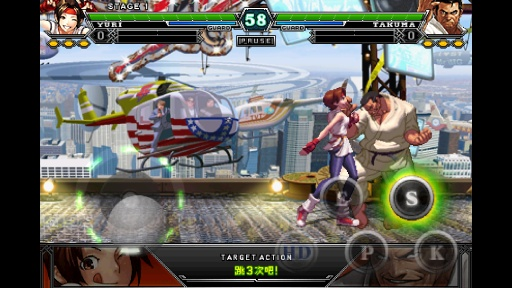 拳皇2012V1.2.0 无限金钱版