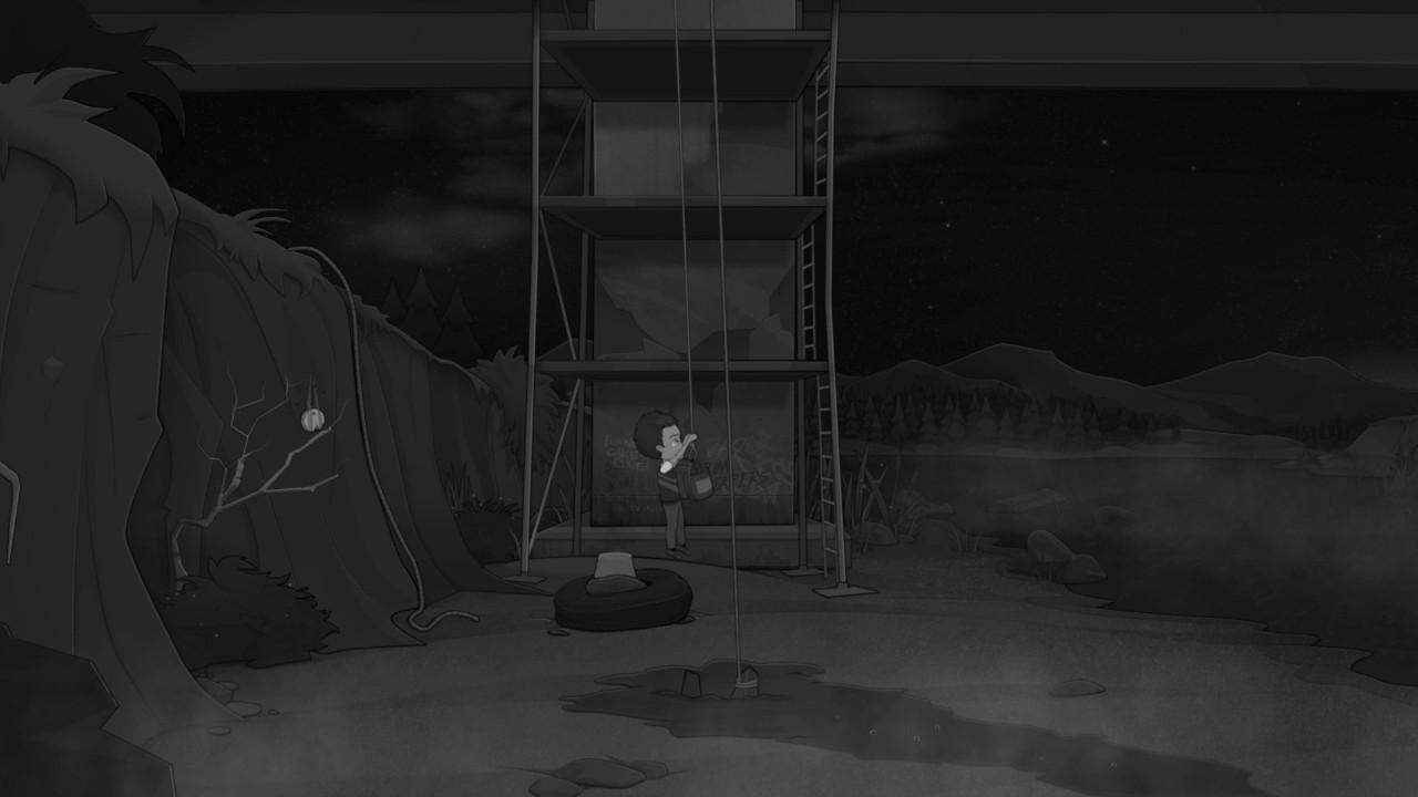 与熊同行:丢失的机器人